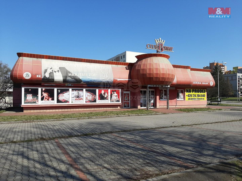 Prodej komerčního objektu, Ostrava, ul. Cholevova
