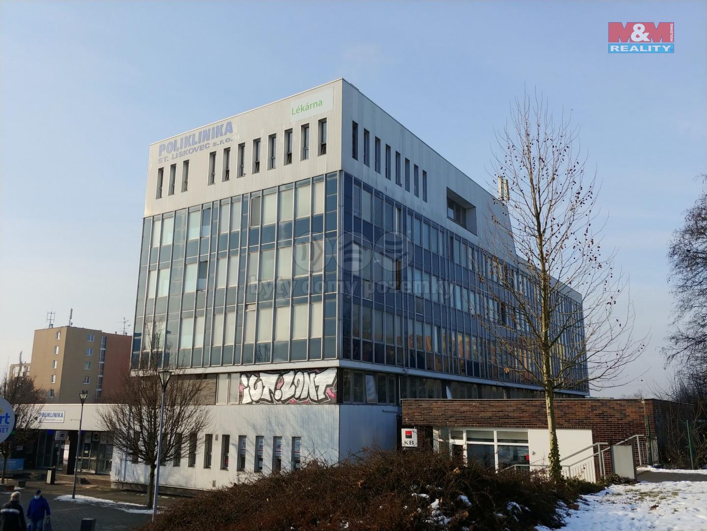 Pronájem kancelářského prostoru, 35 m², Brno, ul. U pošty