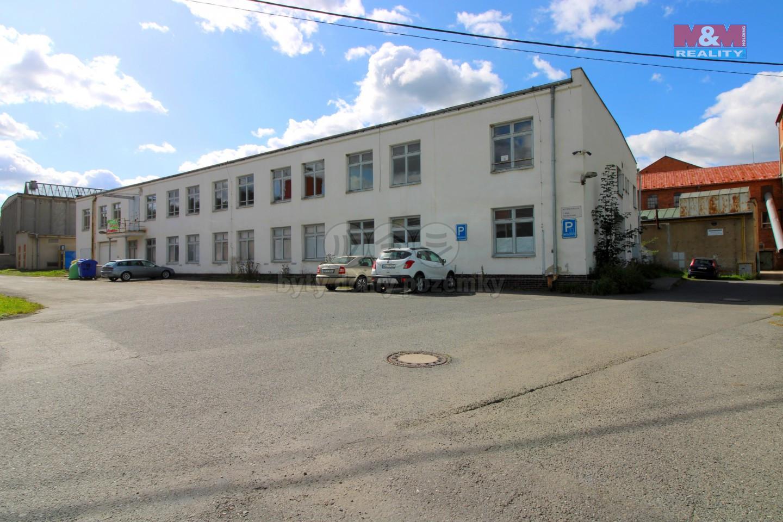 Pronájem kancelářského prostoru, 39 m², Fulnek, ul. 1. máje