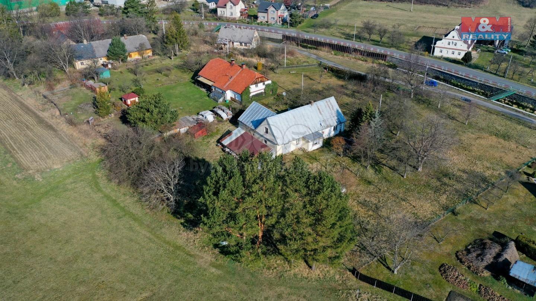 Prodej rodinného domu, 90 m², Jindřichov