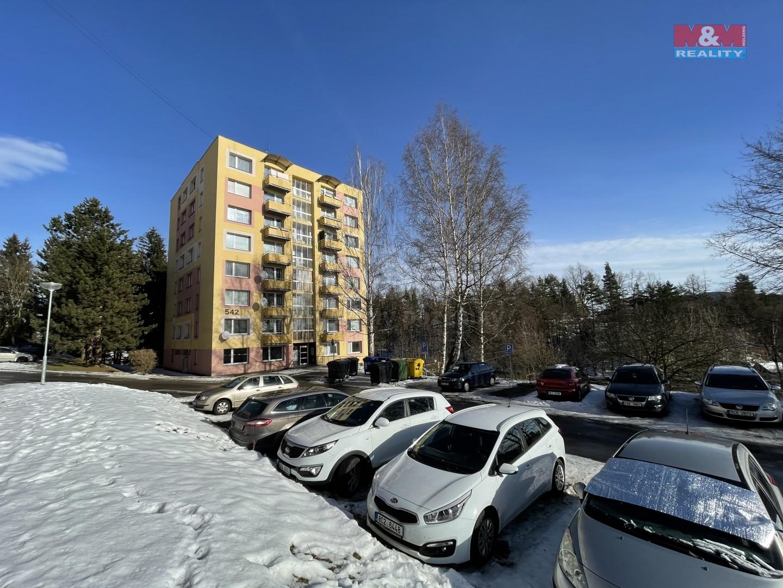 Prodej bytu 3+1, 65 m², Kaplice, ul. Na Vyhlídce