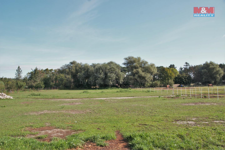 Prodej pozemku k bydlení, 1200 m², Záryby