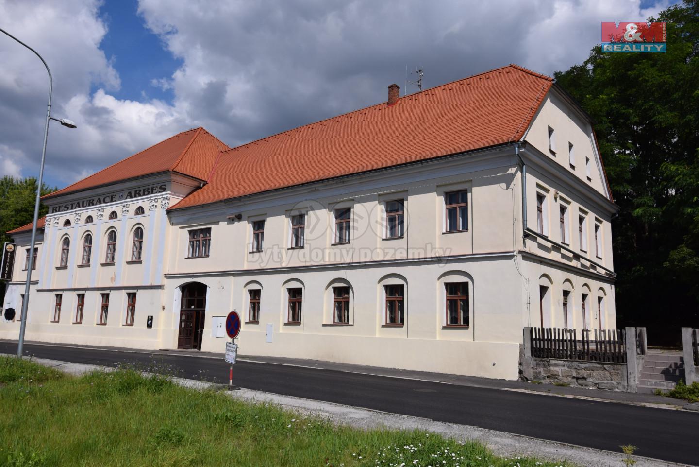 Pronájem nebytové prostory, 136 m², Česká Lípa