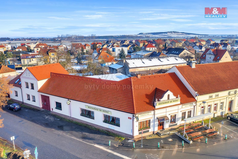 Prodej nájemního domu v Libici nad Cidlinou, ul. Nerudova