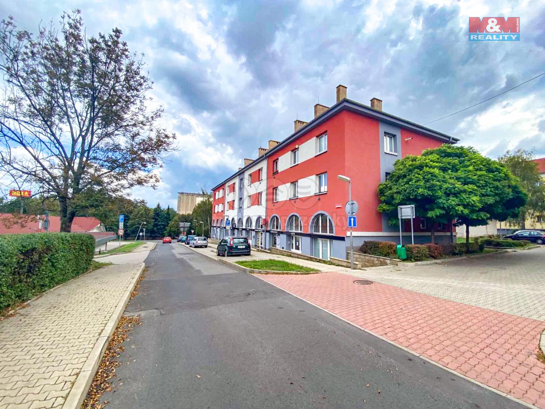 Pronájem, byt 1+1, 39 m², Lovosice, ul. Terezínská