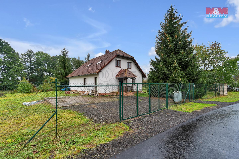 Prodej rodinného domu, Morašice, okr. Chrudim