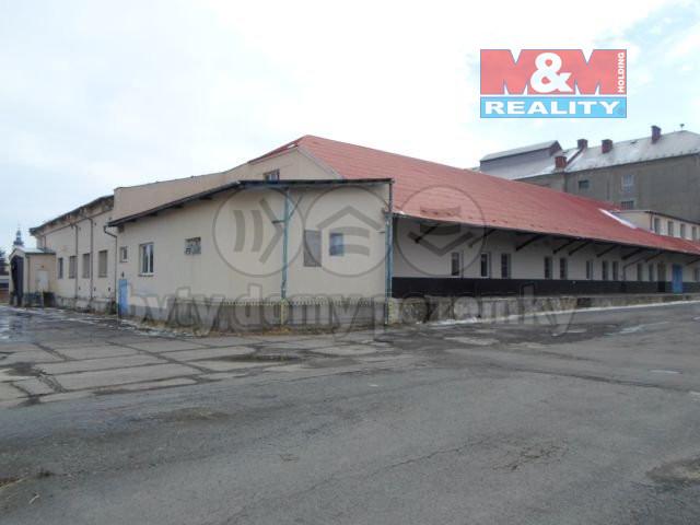 Pronájem výrobního objektu, 215 m², Bruntál, ul. Jesenická