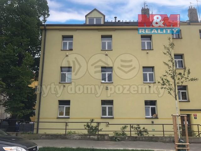 Pronájem, byt 2+kk, 52 m2, Praha 3 - Žižkov
