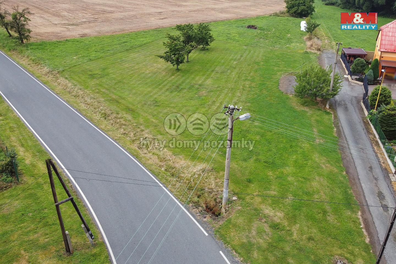Prodej pozemku k bydlení, 3304 m², Církvice