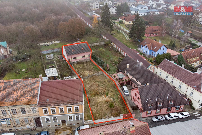 Prodej pozemku k bydlení, 795 m², Příbram, ul. Dlouhá