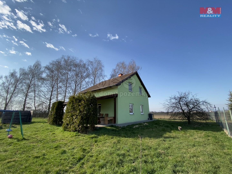 Prodej, rodinný dům, Pňovice