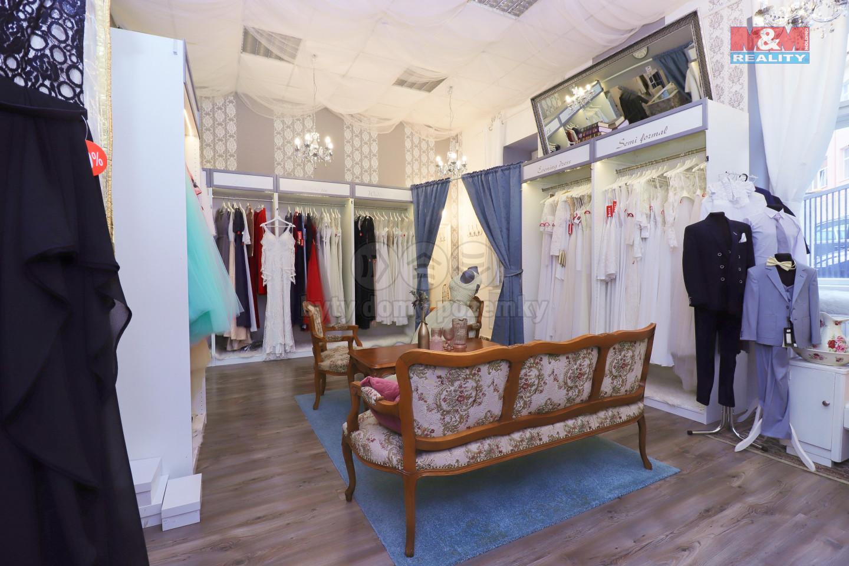 Pronájem obchod a služby, 102 m², Kutná Hora, ul. Vocelova