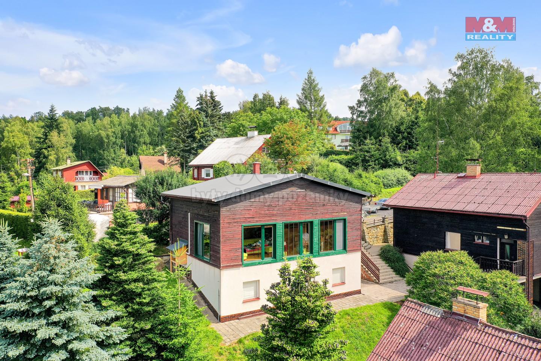 Prodej chaty, 162 m², Pastviny