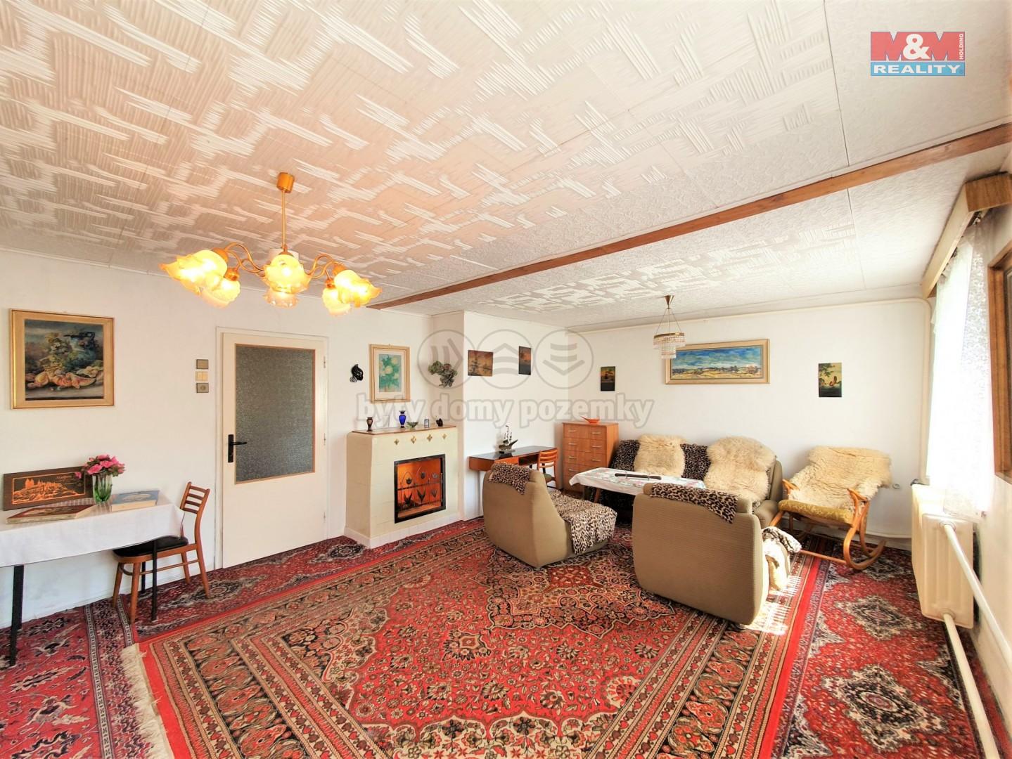 Prodej rodinného domu 3+1, 130 m², Služovice