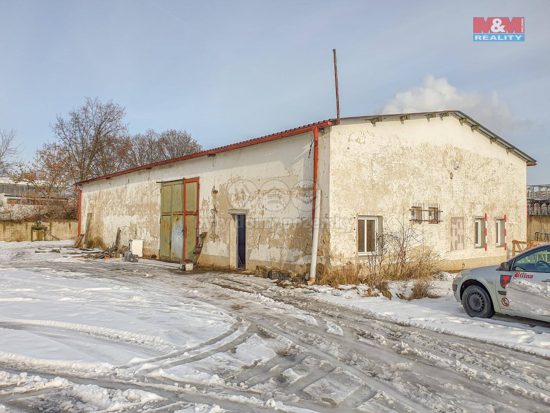 Prodej haly, 1893 m², Bílina, ul. Teplická