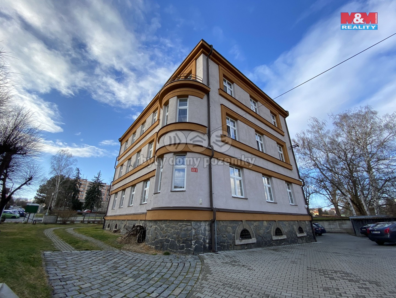 Prodej bytu 3+1, 109 m², Sedlčany, ul. Havlíčkova