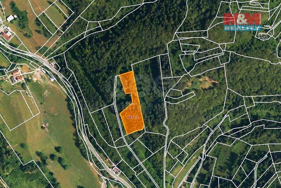 Prodej louky, 12023 m², Halenkov