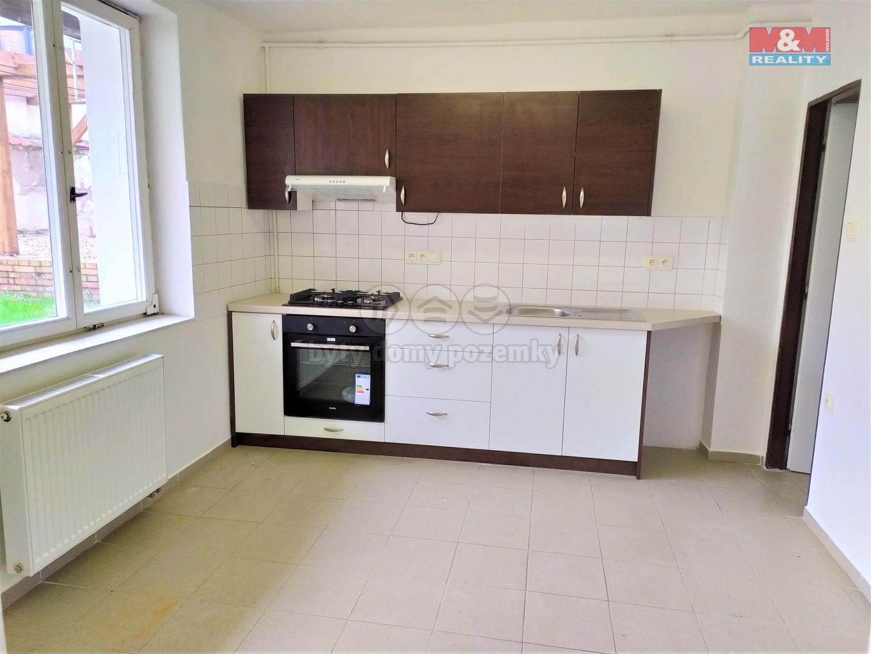 Pronájem bytu 1+1, 56 m², Poděbrady, ul. Jiřího náměstí