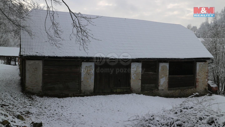 Prodej stavebního pozemku, zbořeniště, 7229 m², Bohdalov