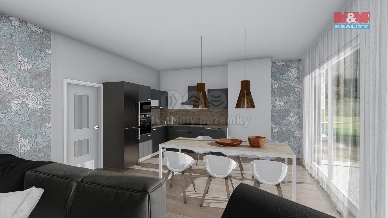 Prodej bytu 4+kk, 122 m², Čáslav, terasa, garážové stání