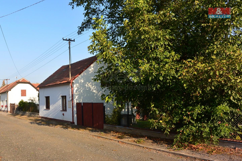 Prodej domu v Cerhýnkách, pozemek 896 m2