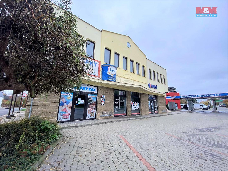 Pronájem obchod a služby, 140 m², Přerov