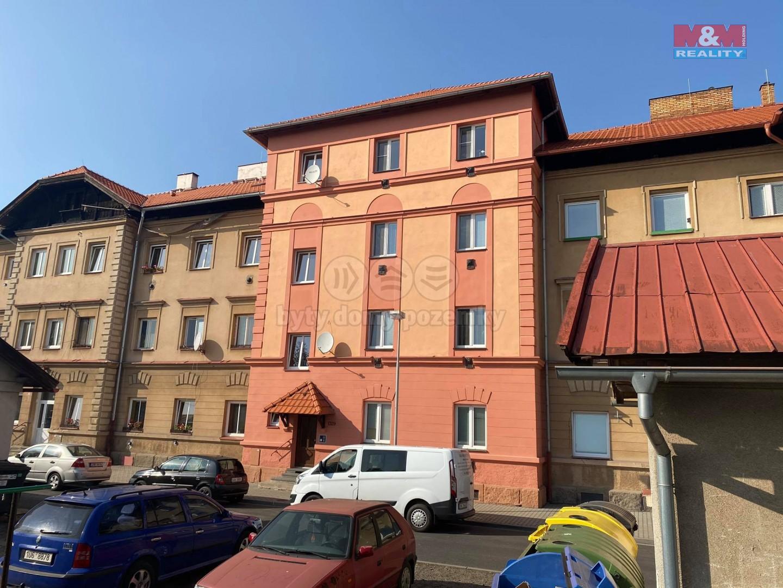 Prodej bytu 1+1, 38 m², Žatec, ul. Jana Herbena
