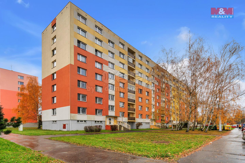 Prodej bytu 3+1, Pardubice, ul. Jana Zajíce