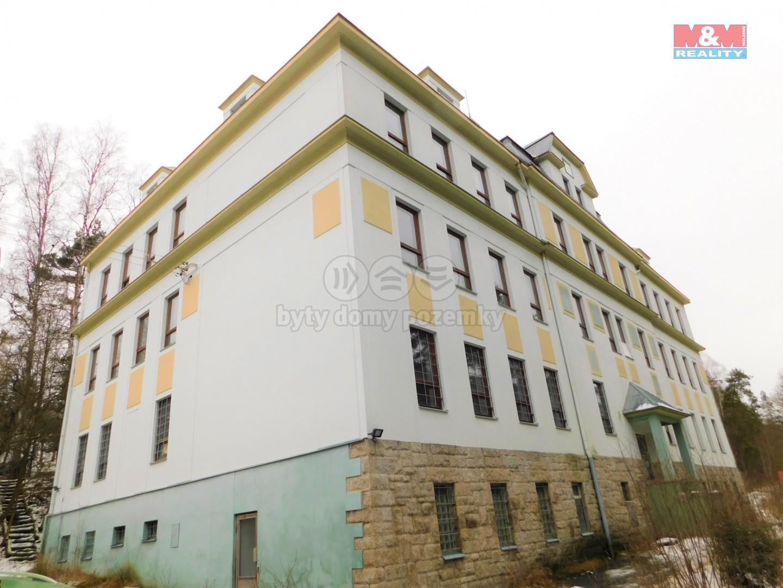 Prodej skladového objektu, 4336 m², Rotava, ul. Příbramská