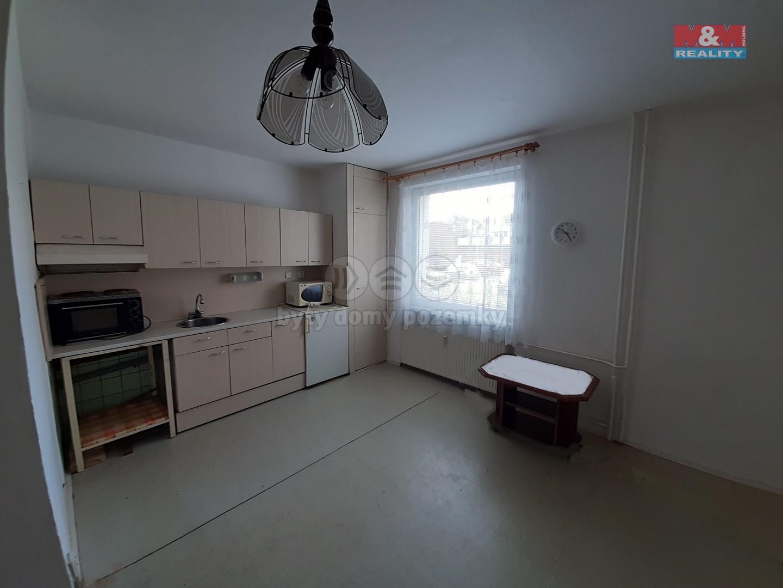 Pronájem, byt 1+kk, 26 m², Budišov nad Budišovkou