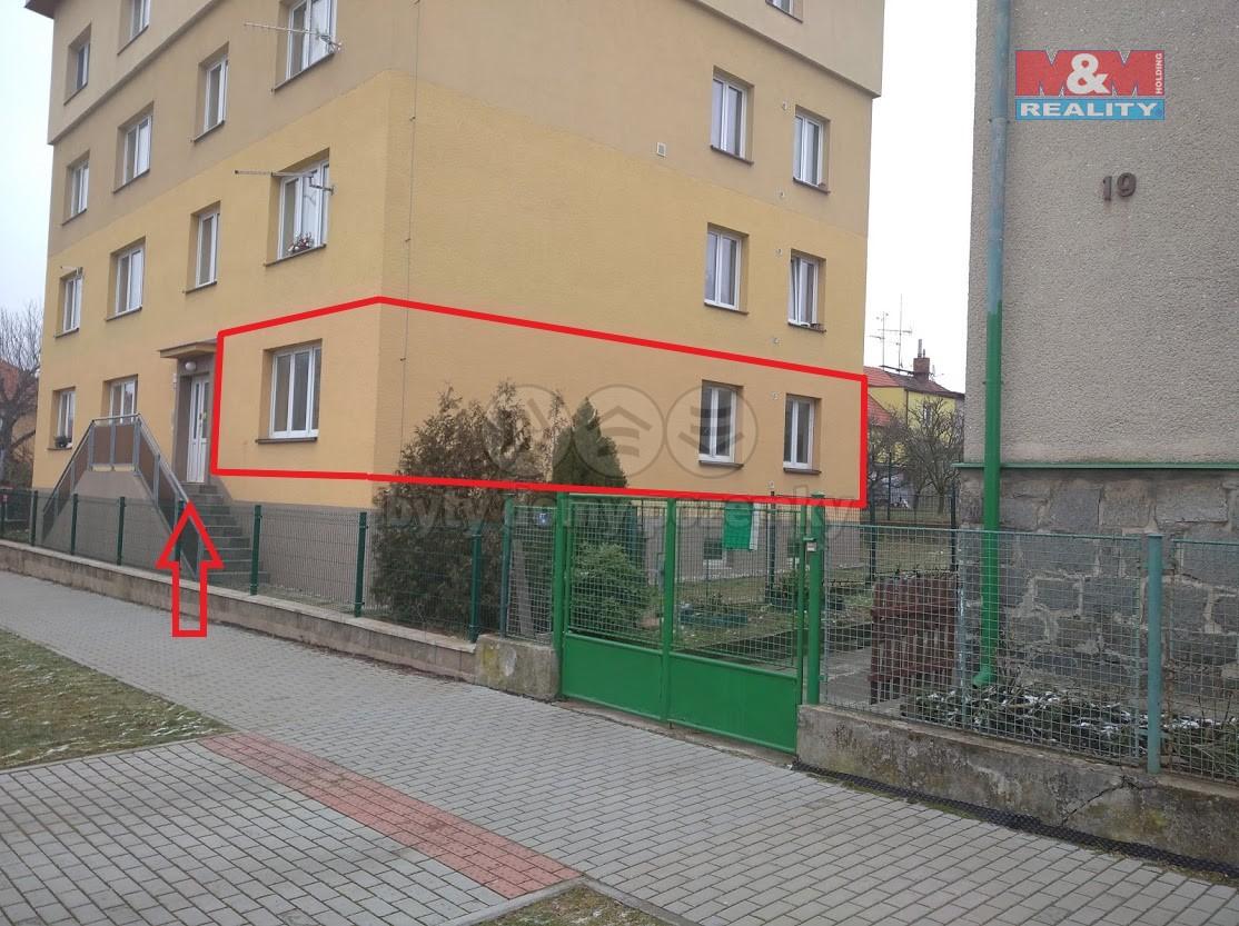 Pronájem bytu 1+1, 48 m², Plzeň, ul. Dlouhá