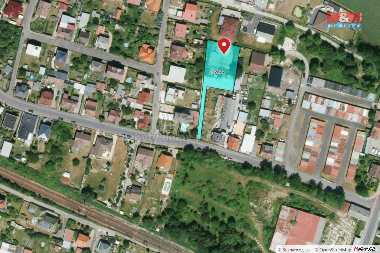 Prodej pozemku, 1514 m², Františkovy Lázně, ul. Budovatelská