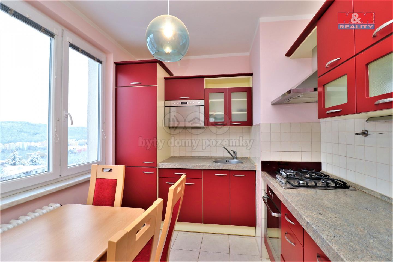 Pronájem bytu 2+1, 54 m², Karlovy Vary, ul. Krušnohorská