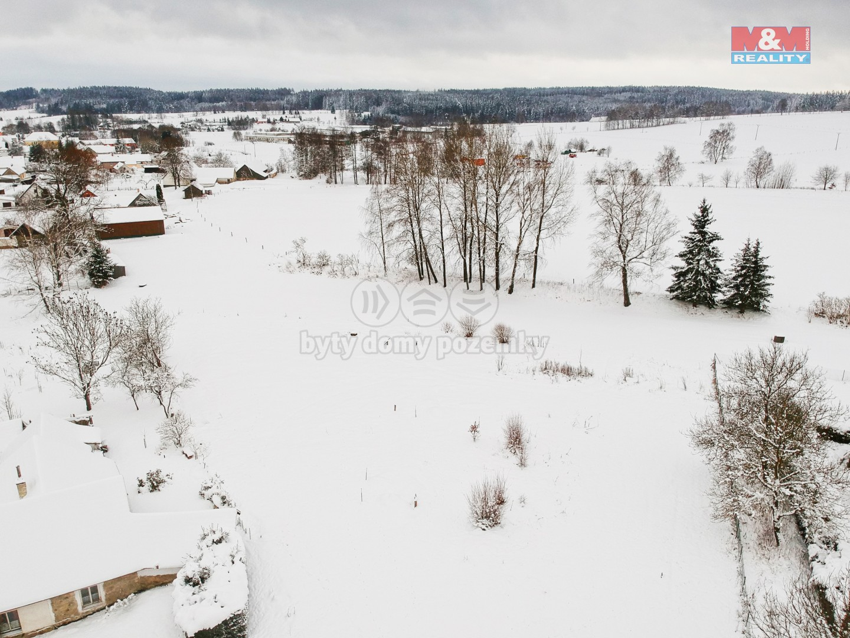 Prodej pozemku k bydlení, 1092 m², Bohdalín
