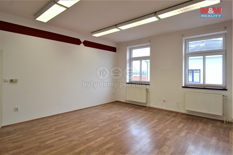 Pronájem, kancelář. prostory, 100 m2 Plzeň, ul. Lochotínská