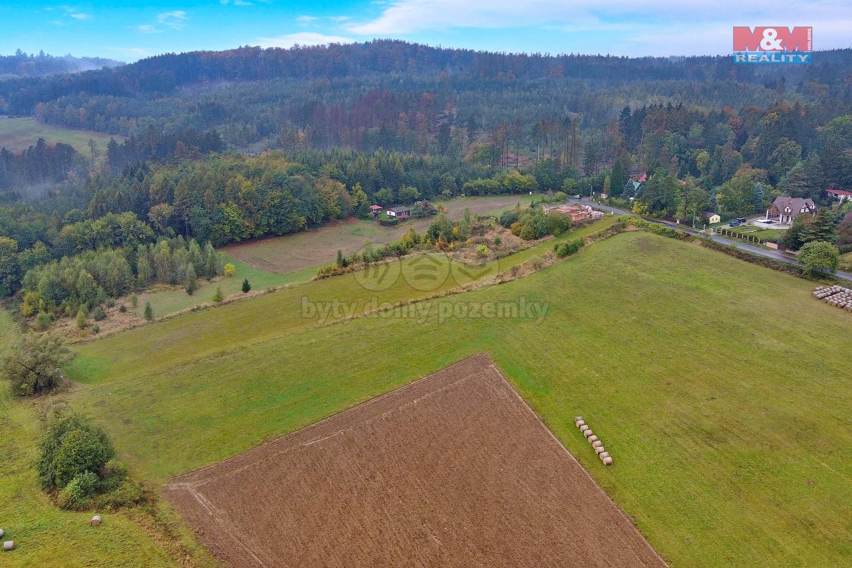 Prodej pozemku, 3557 m², Ondřejov