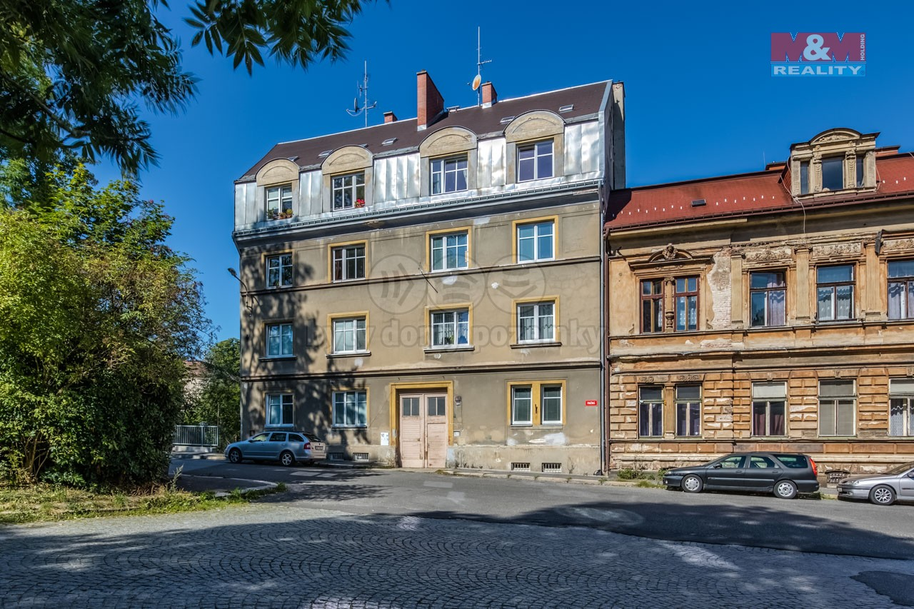 Prodej bytu 3+1, 136 m², Jablonec nad Nisou, ul. Pražská