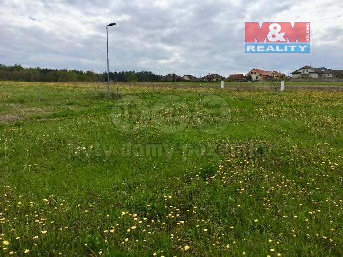 Prodej pozemku k bydlení, 9000 m², Milevsko