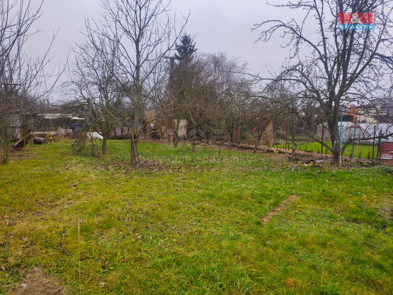 Pronájem zahrady, 450 m², Uničov, ul. Nemocniční