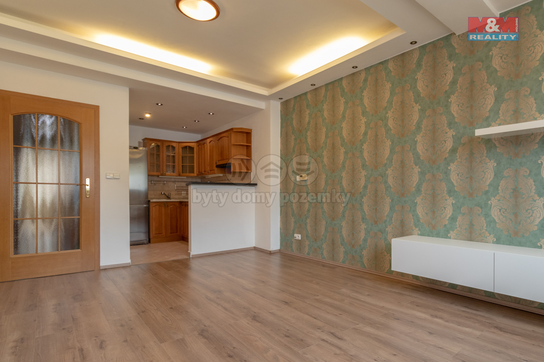 Pronájem bytu 3+kk, 81 m², Praha 3, ul. Koněvova