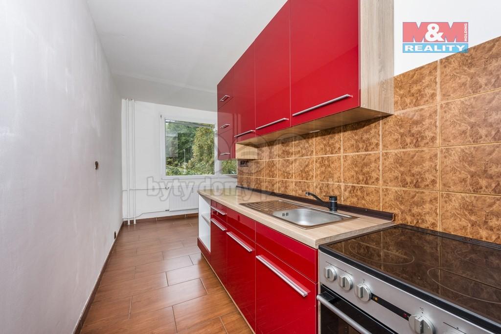 Prodej, byt 3+1, 78 m2, Jirkov, ul. Generála Svobody