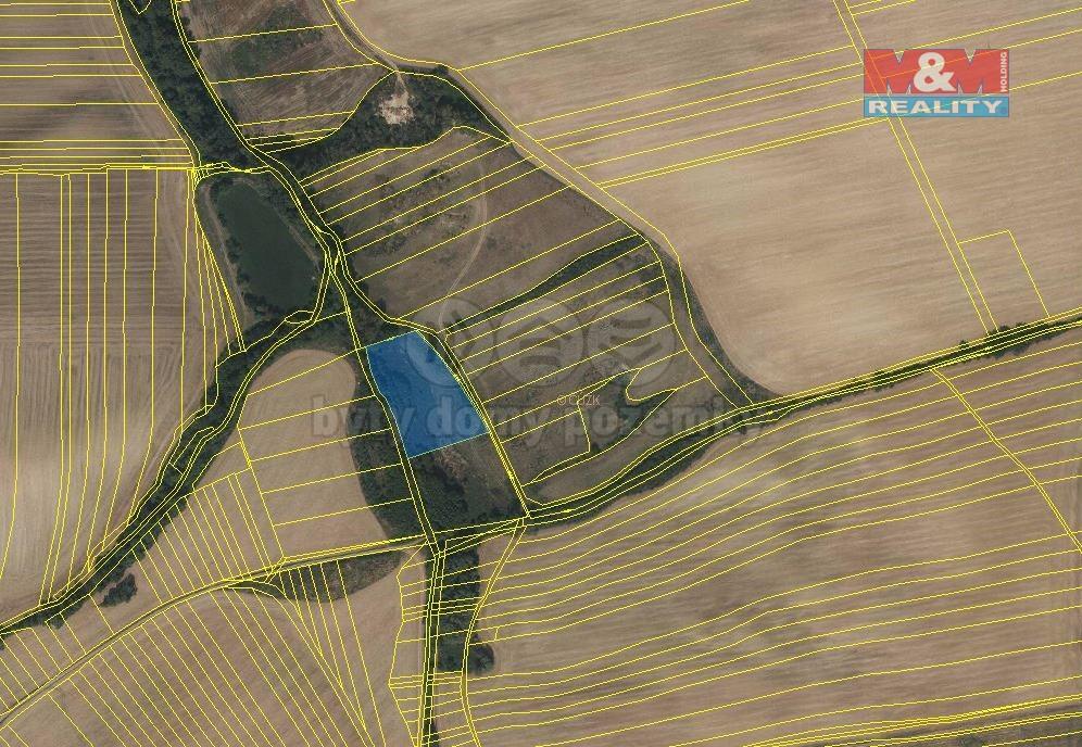 Prodej pole, 8092 m², Moravské Málkovice