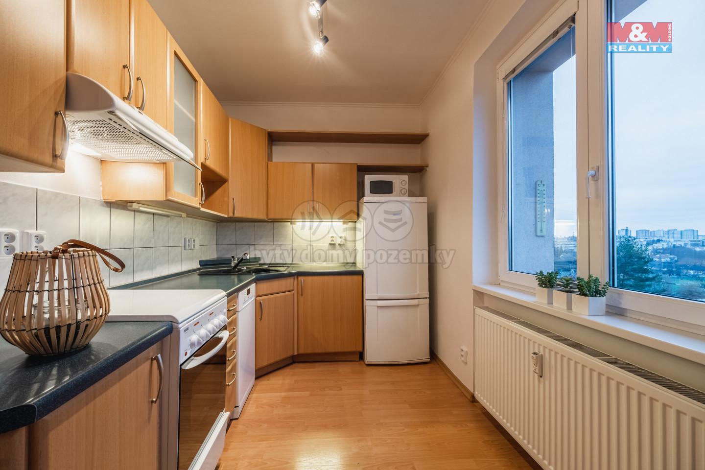 Pronájem bytu 1+kk, 40 m², Praha, ul. Měchenická