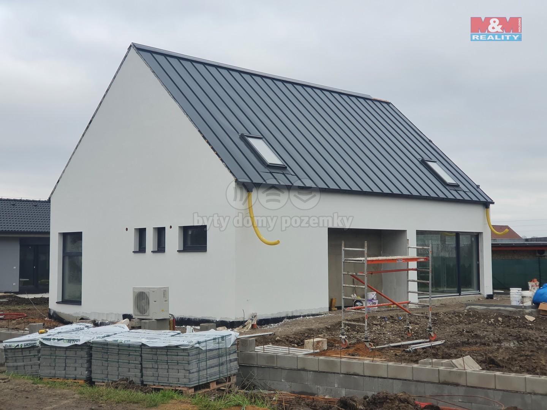 Prodej, novostavba, rodinný dům 5+kk, 150 m², Kolomuty