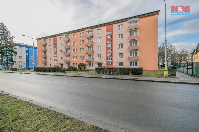 Pronájem, byt 2+1, 48 m², Zábřeh, ul. Československé armády