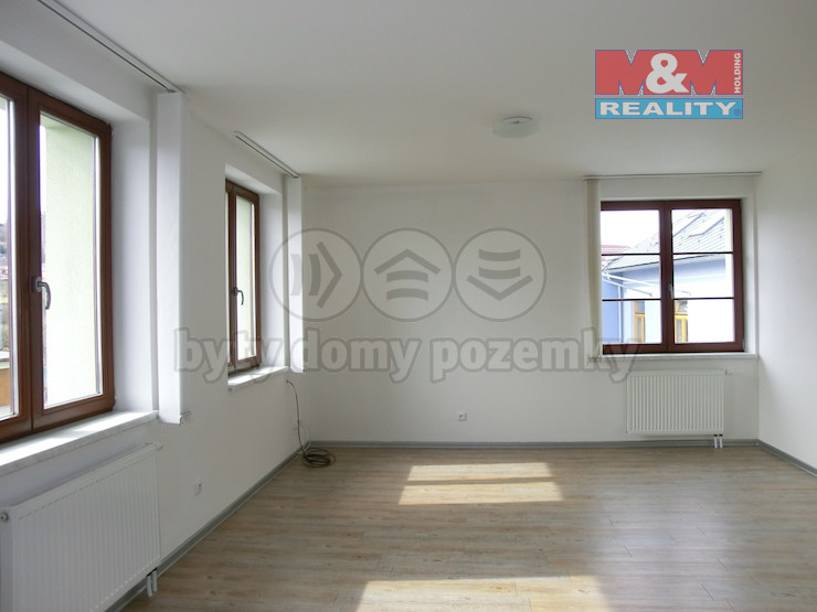 Pronájem bytu 2+kk, 59 m², Letohrad, ul. Václavské náměstí
