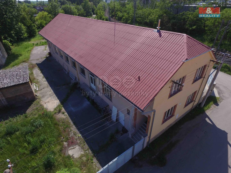 Prodej výrobního objektu, Milovice, ul. Dělnická