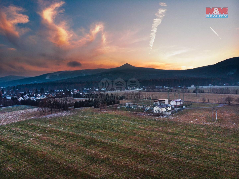 Prodej komerčního pozemku, 9965 m², Liberec - Ostašov
