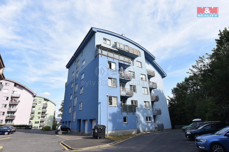 Prodej bytu 3+kk, 69 m2, DV, balkon, Liberec, ul. Nádvorní