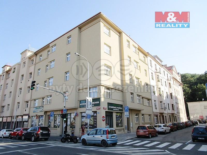 Prodej, byt 2+kk, 54 m2, Praha 5 - Košíře